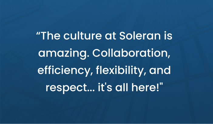 Quote about Soleran