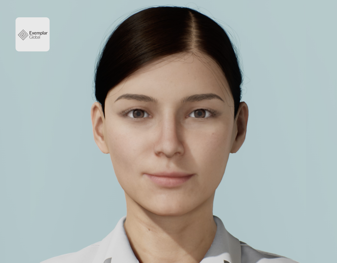 Exemplar Global Emma - Digital Human