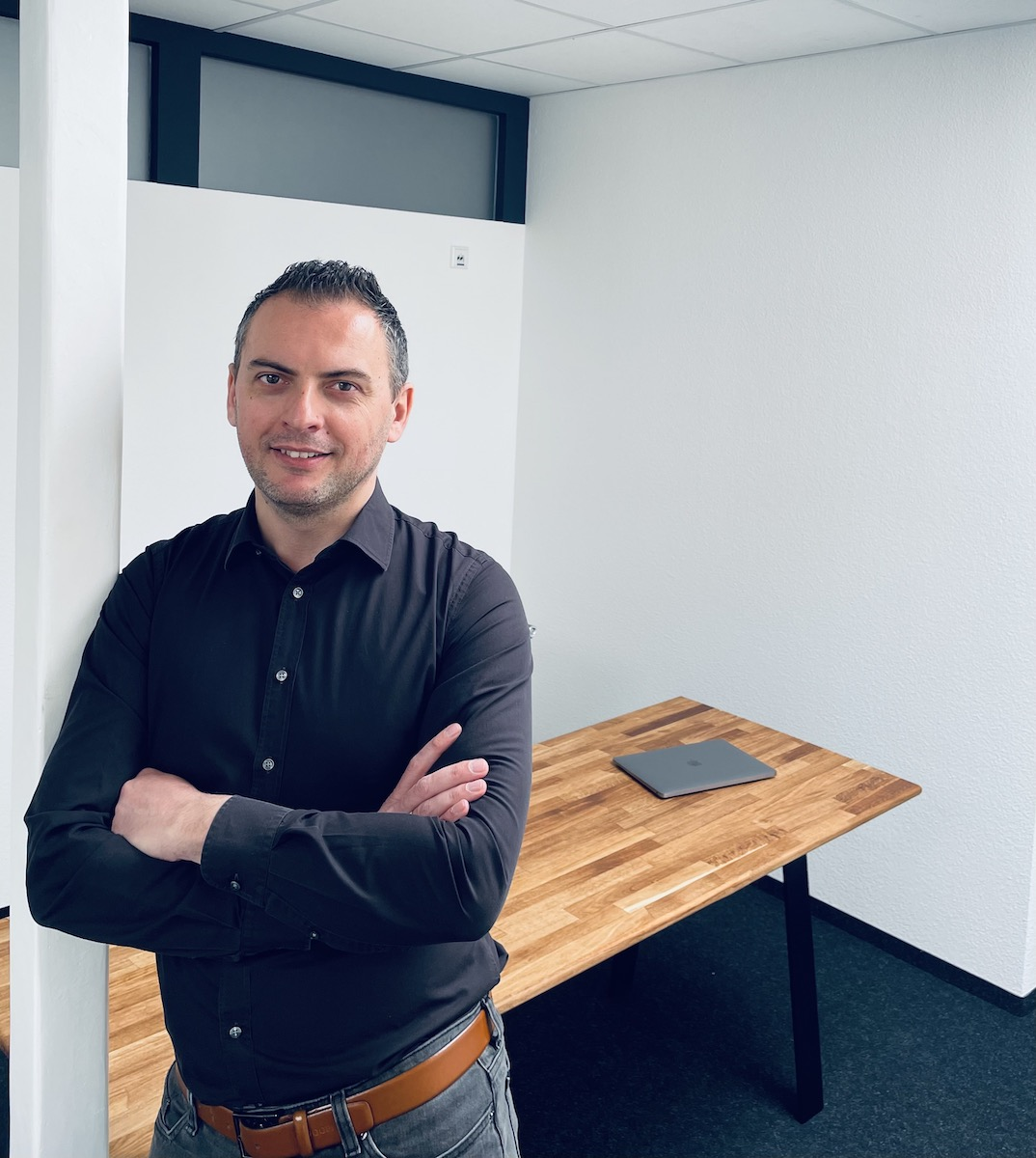 Roman Mich Q21 Gründer