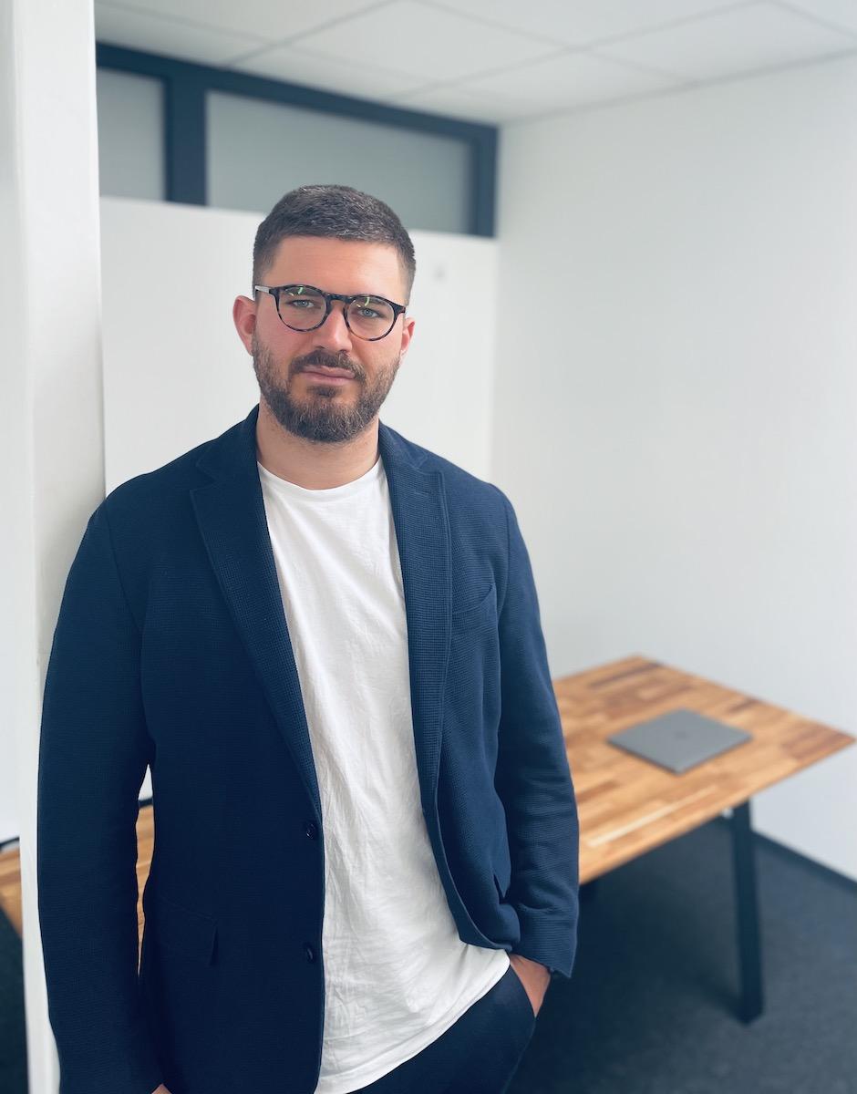 Marco Edel Q21 Gründer