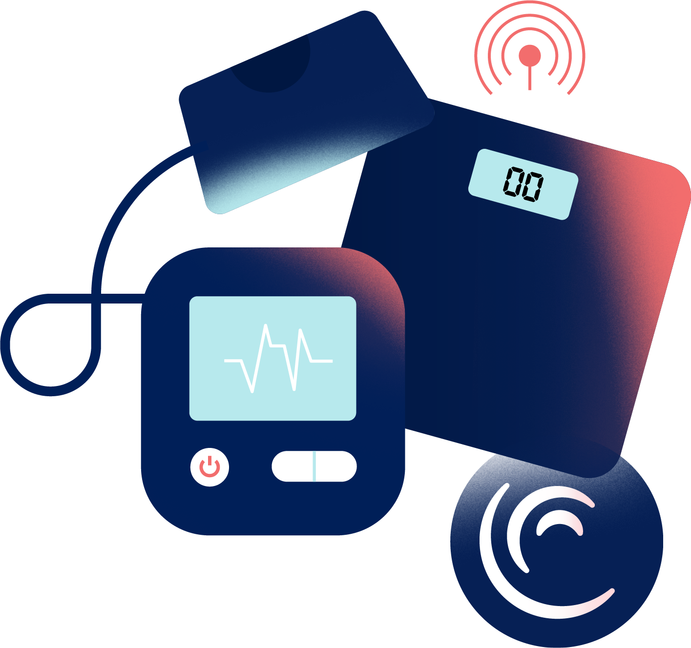 Cadence smart devices