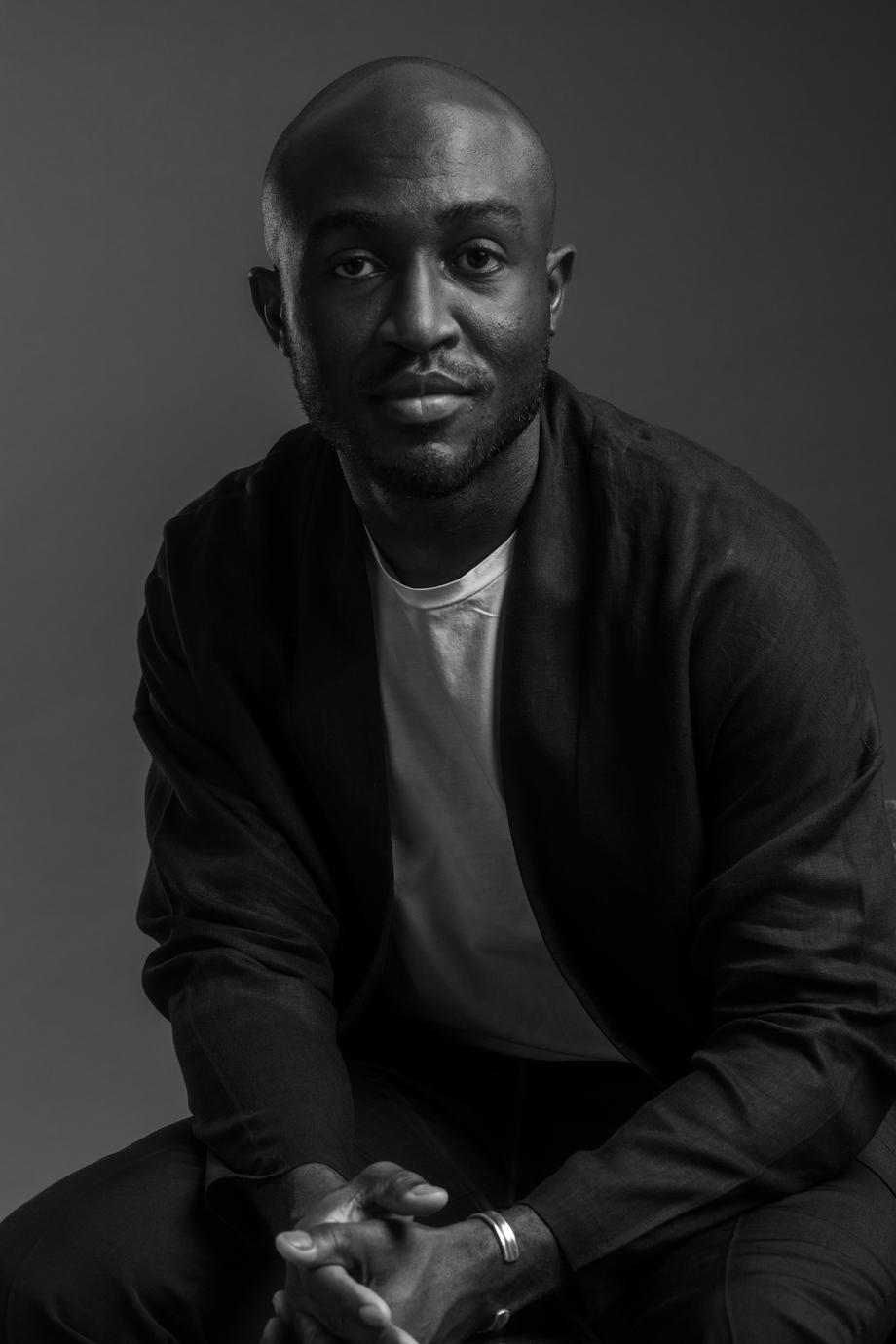 Portrait of Kojo —Solvnt Founder