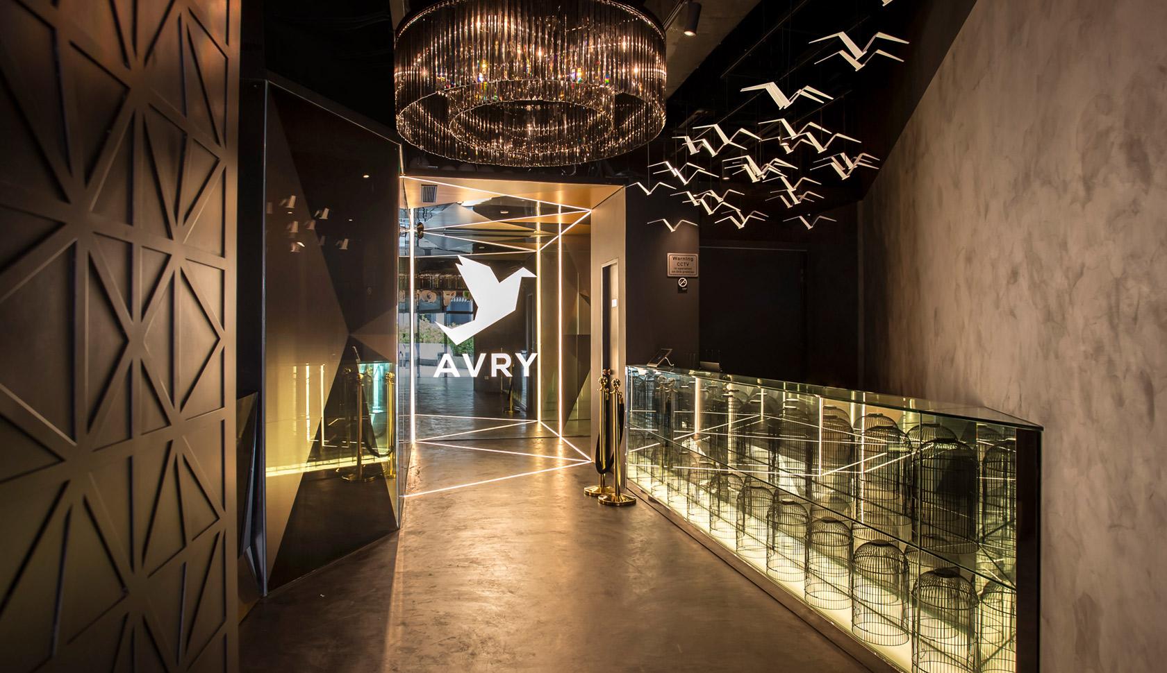 AVRY BAR & CLUB, SINGAPORE