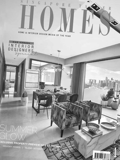 SINGAPORE TATLER HOME
