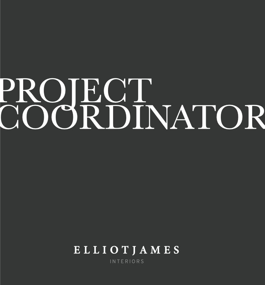 HIRING: Project Coordinator