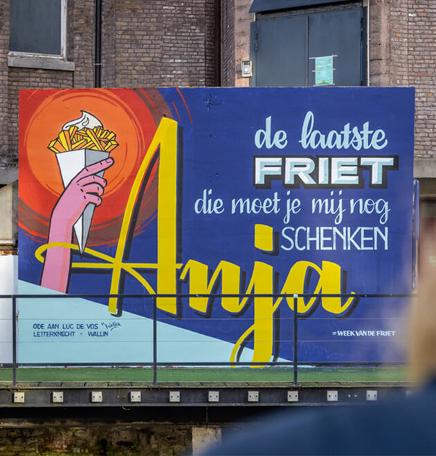 How to get Belgians to eat more fries?