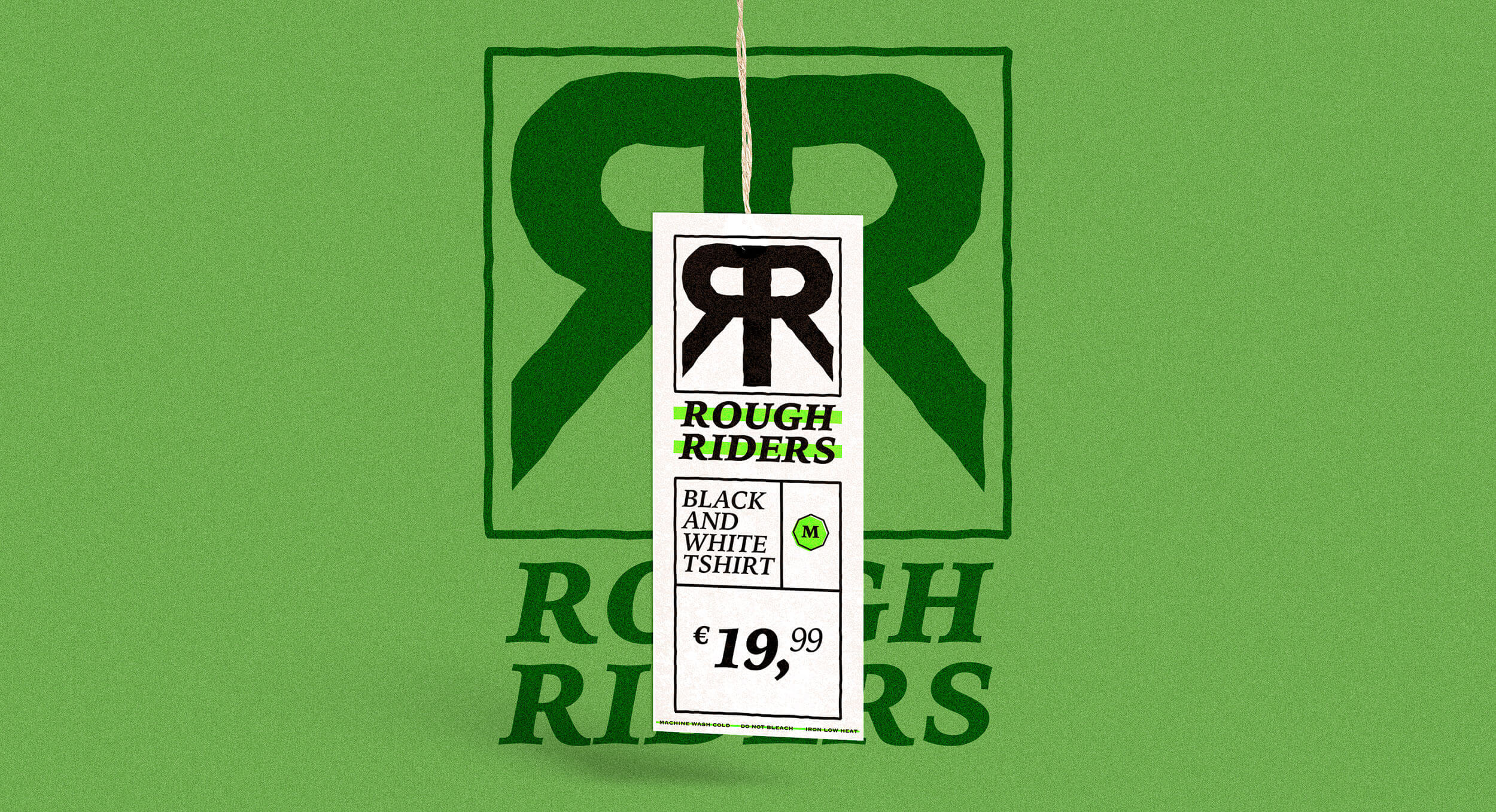 Rough riders cover image