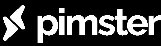 Logo pimster white