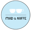 Logo of one of our customers, Mad & kaffe
