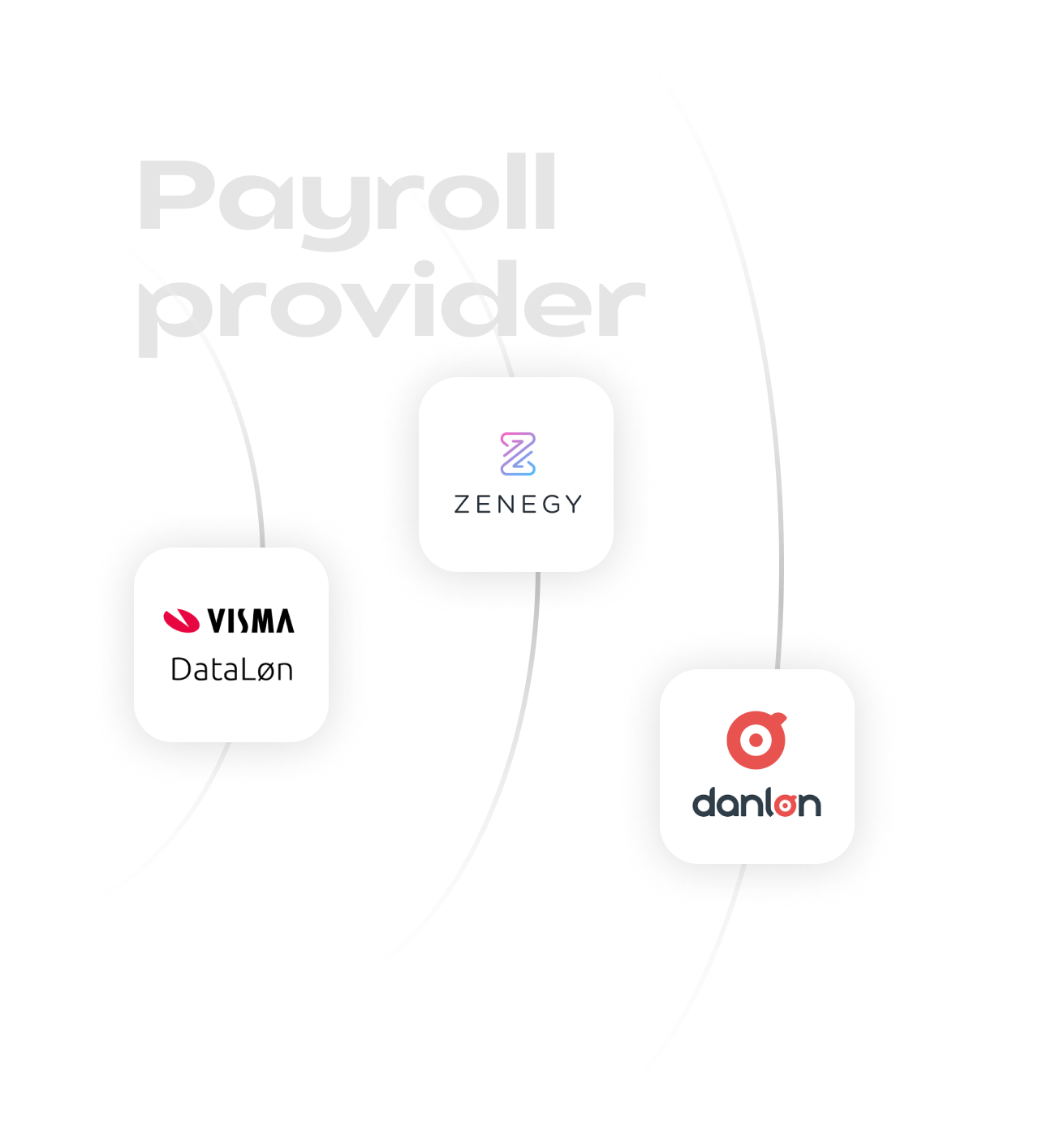 Butter integrates with your payroll provider, such as Zenegy, Visma Dataløn or. danløn