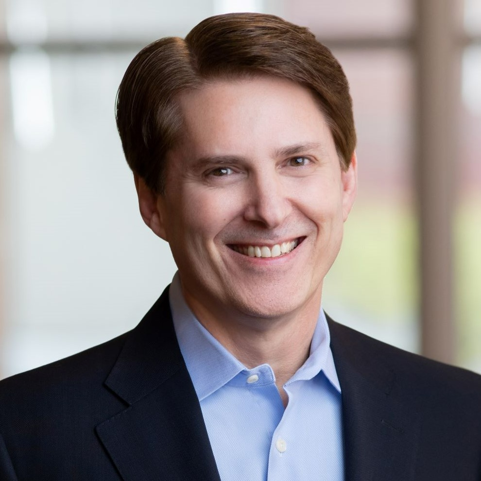 David Rock, CEO and Board Chair