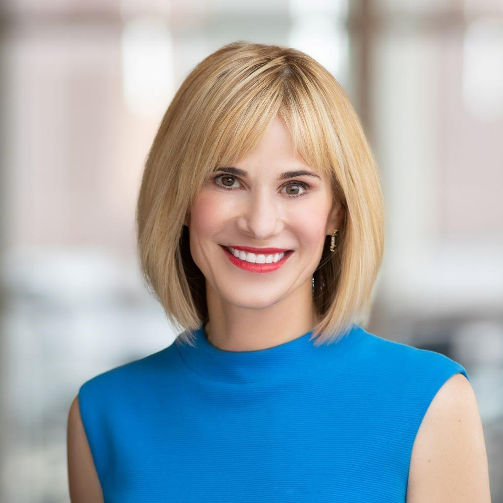 Kristin Marsh, VP of Finance