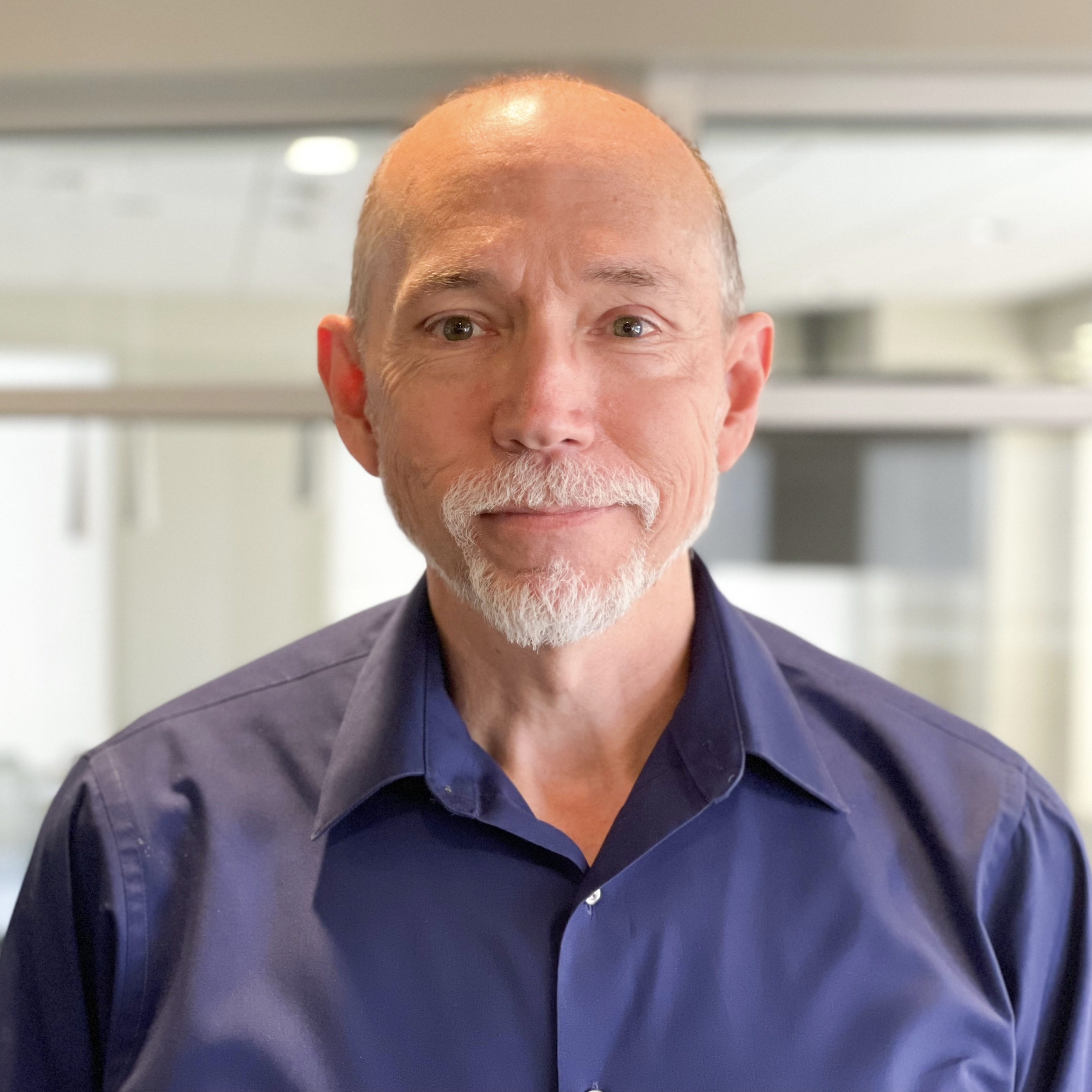 Michael Tibbs, IT Manager