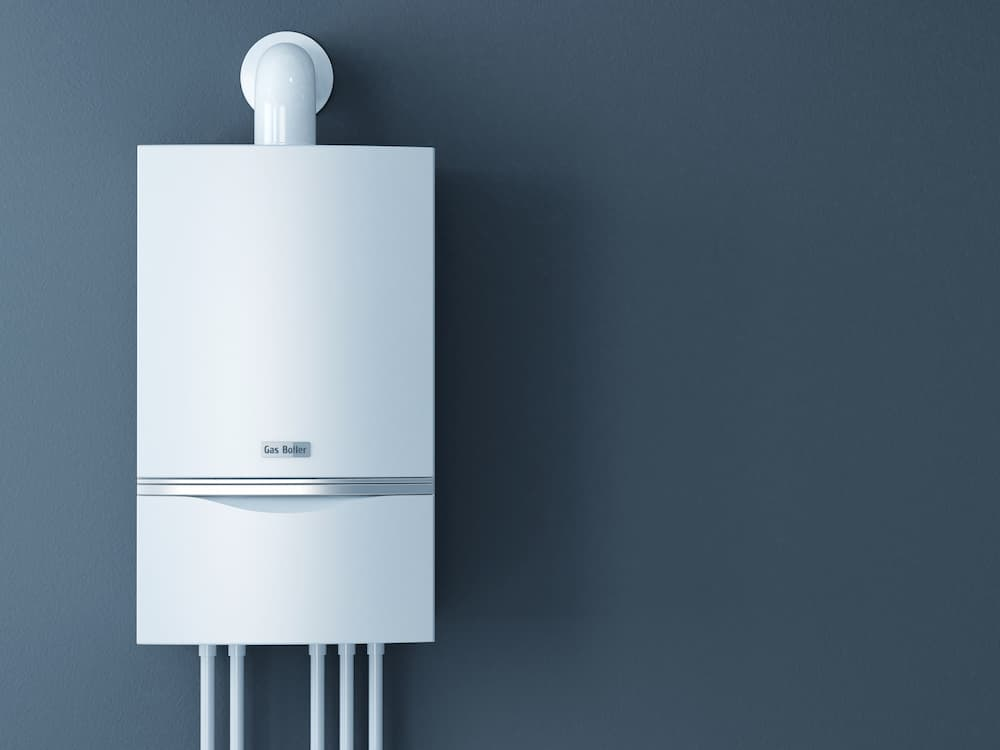 Picture of a boiler