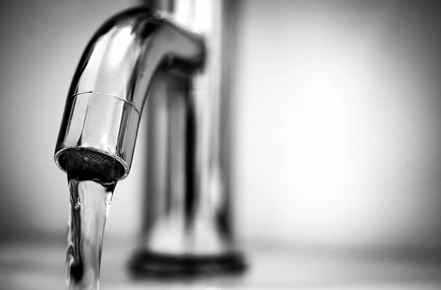 Picture of a water tap