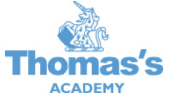 Thomas's Academy Logo