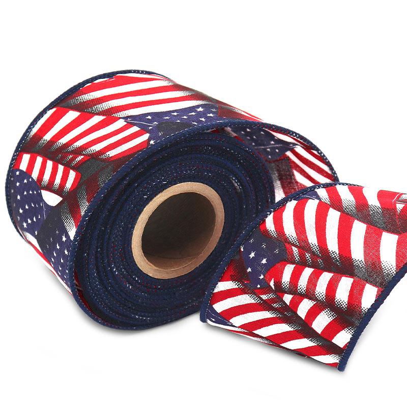 American Flag Ribbon