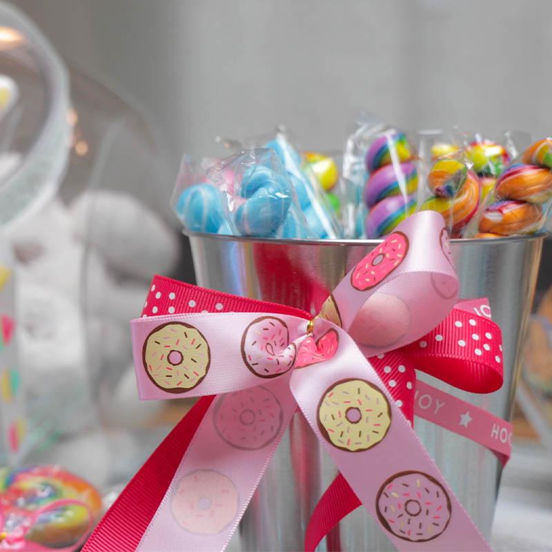 Sweet Shop Ribbon, Grosgrain & Single Face Satin