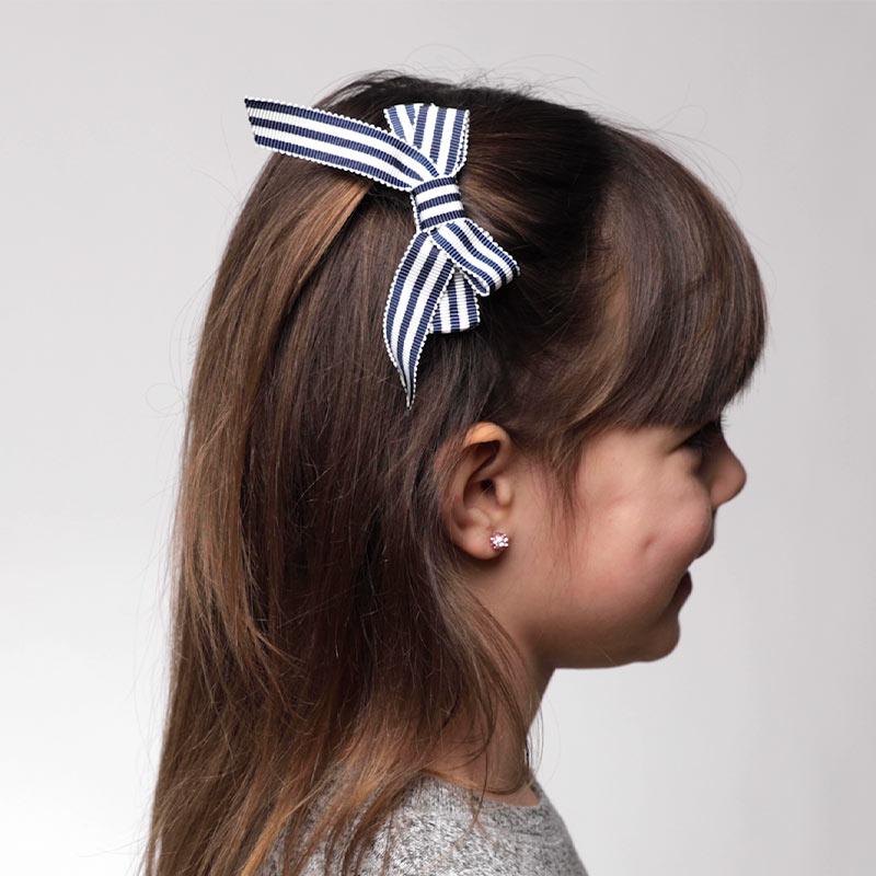 Taffy Stripe Grosgrain Bows and Ribbon