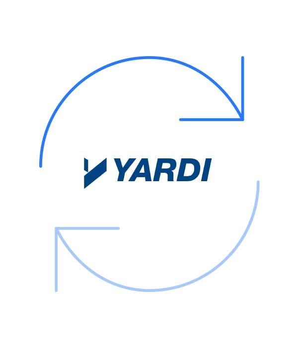 Sync with Yardi