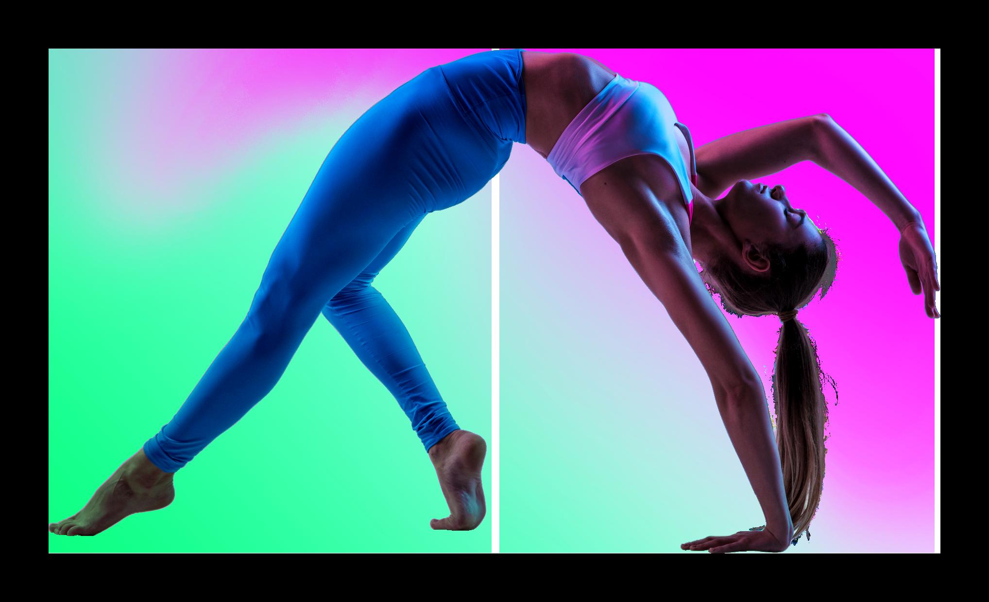 Gymnastics crescent