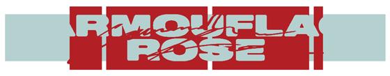Carmouflage Rose Logo