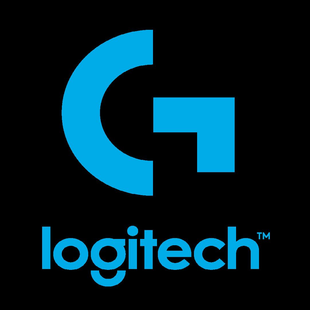 An image of Logitech's logo