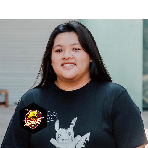 """A portrait of Kathlyn Marie """"tonkathsu"""" Lim"""