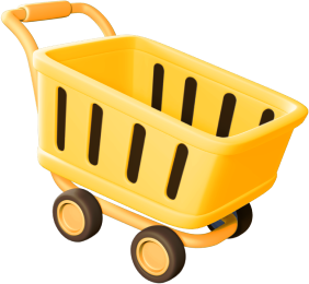 3d Crypto Cart