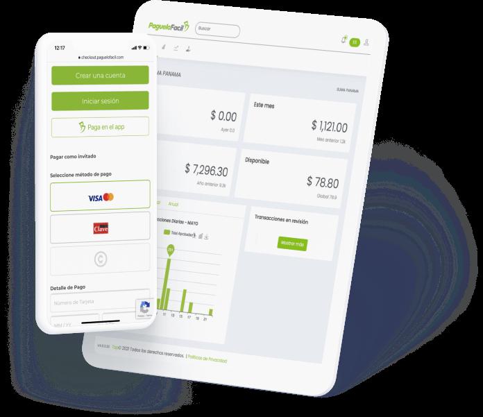 Plataforma Business de PagueloFacil