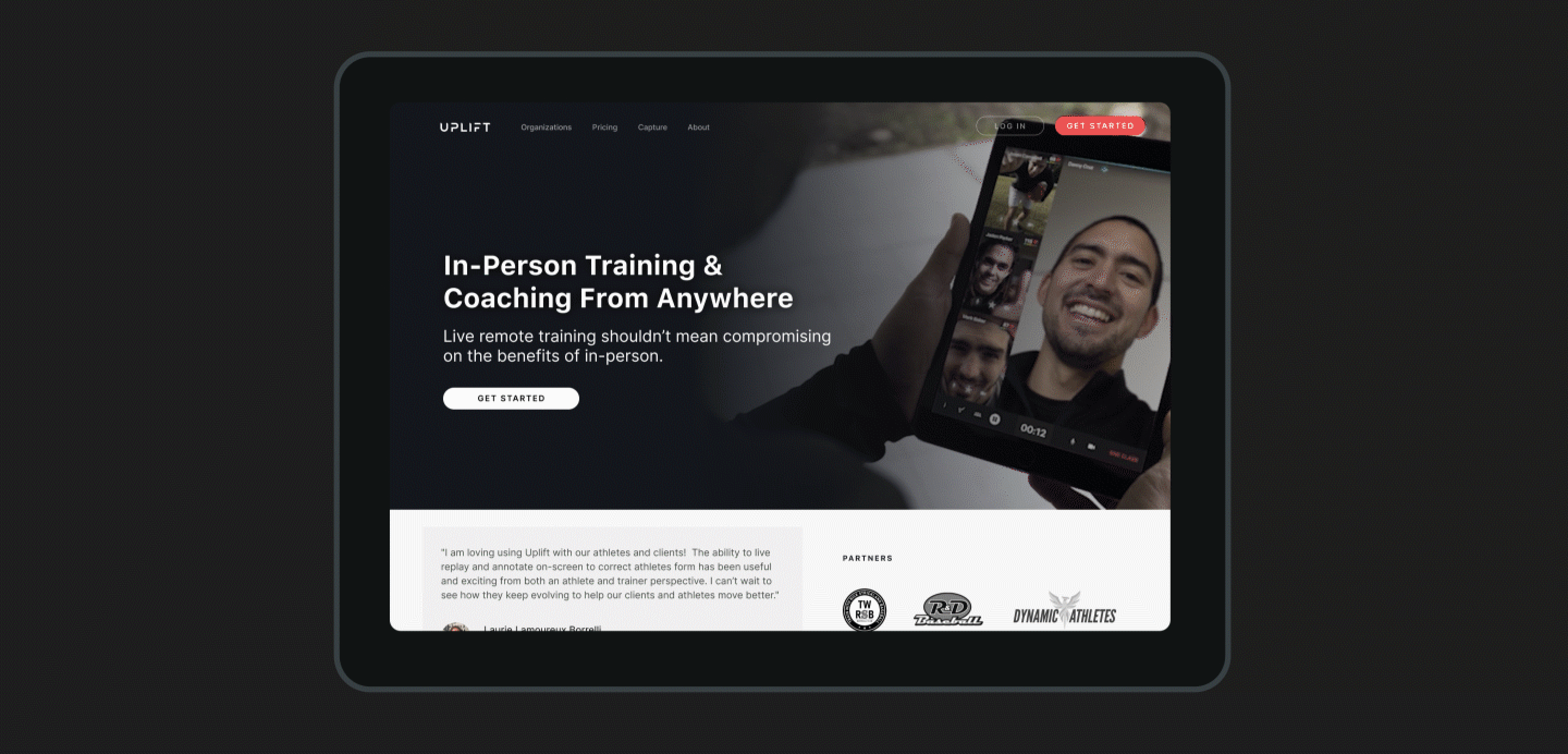 Shaping the future of live remote training