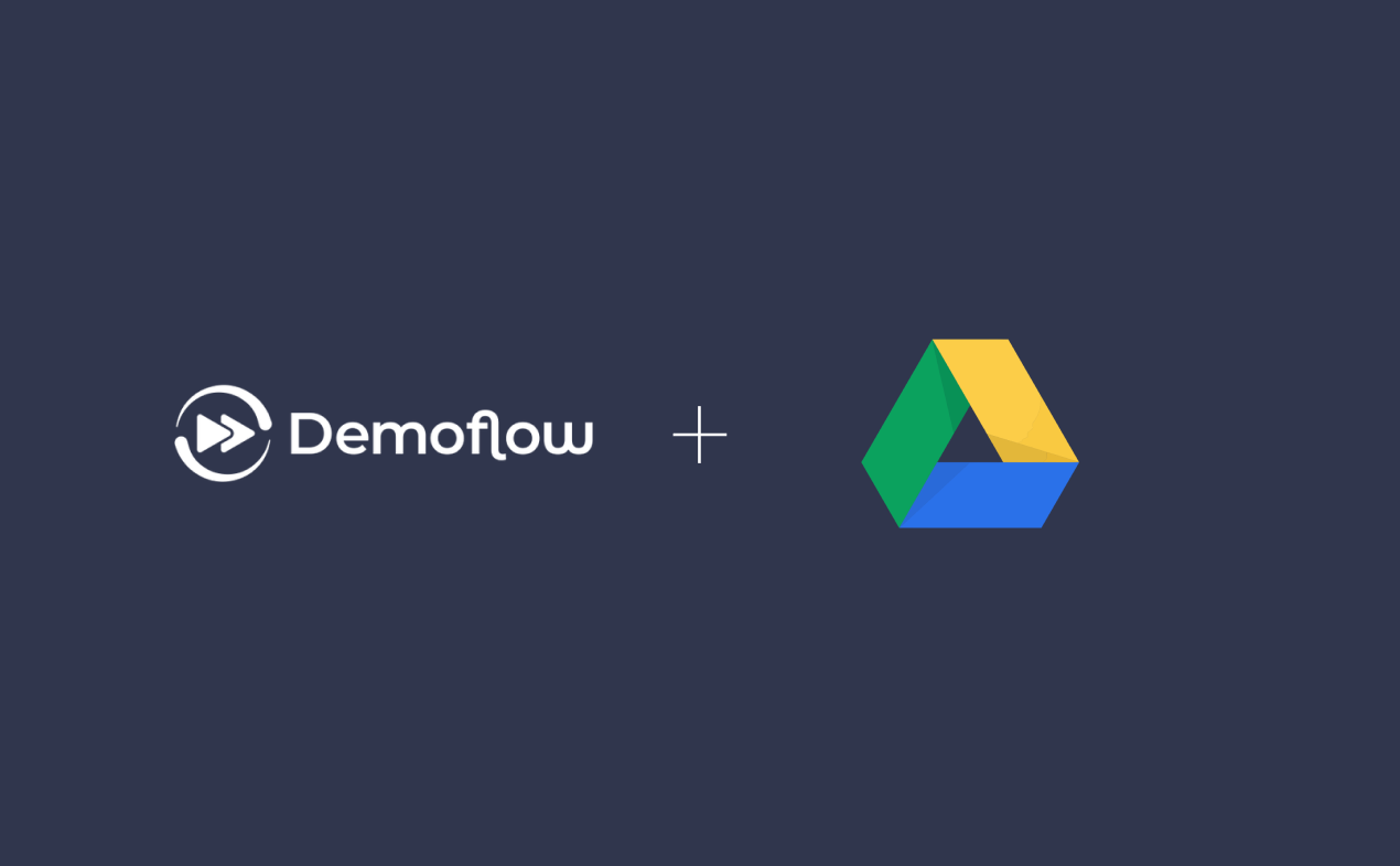 Demoflow + Google Drive: Seamless Asset Management For Sales and Marketing