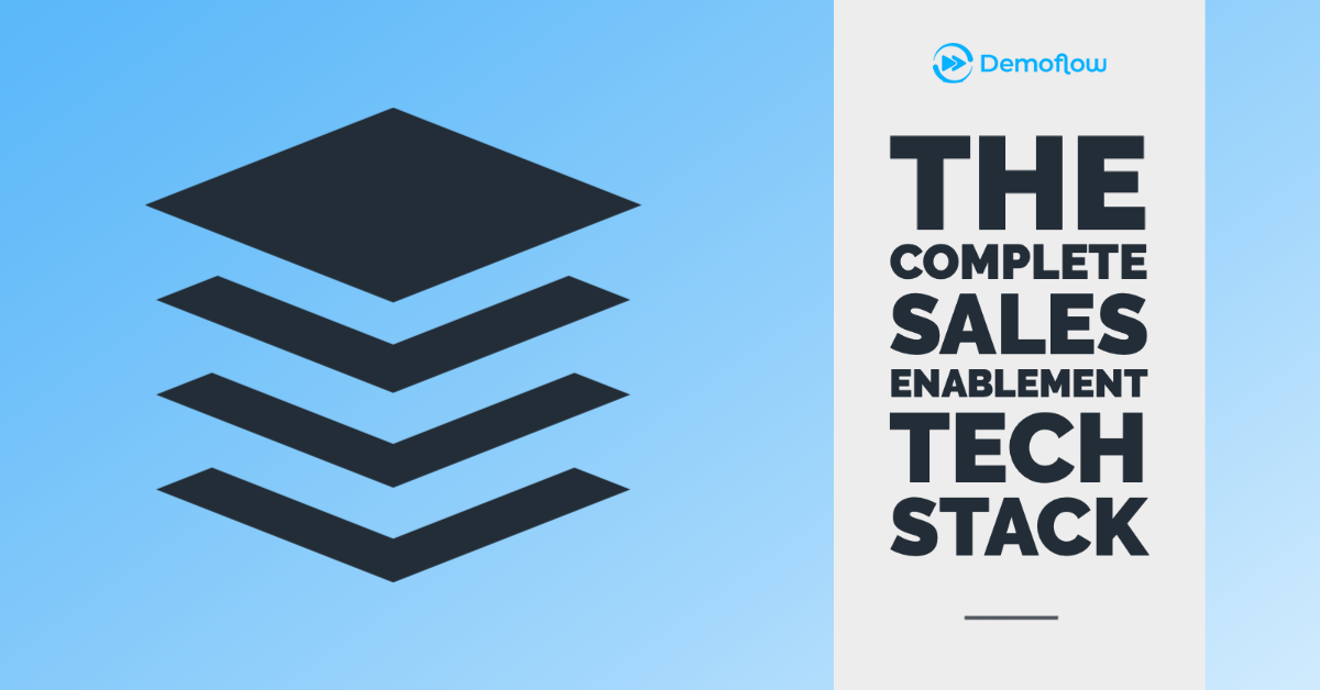 The Complete Sales Enablement Stack