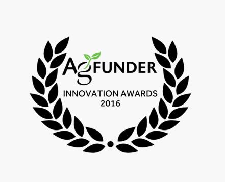 AgFunder Global Innovation Award Logo