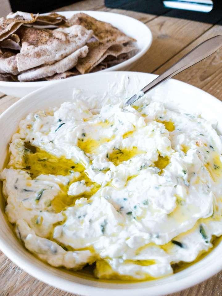 Creamy Greek Tzatziki