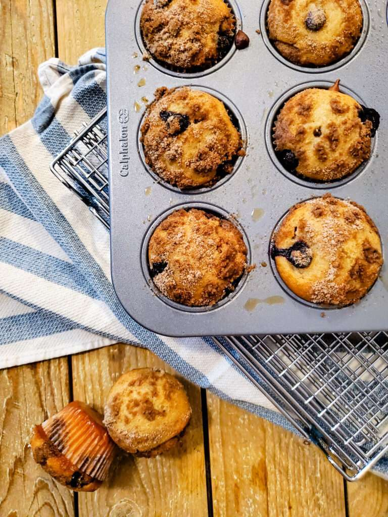 Muffins in Tin for Easy Mother's Day Brunch Recipes