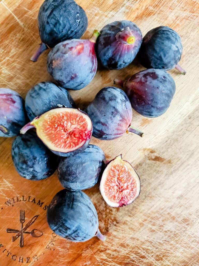 Quick and Easy Fresh Fig Jam