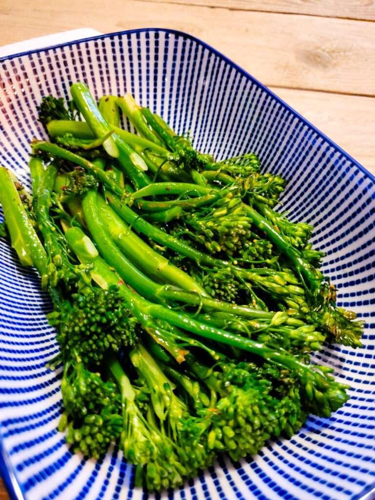 Sautéed Lemon Broccolini