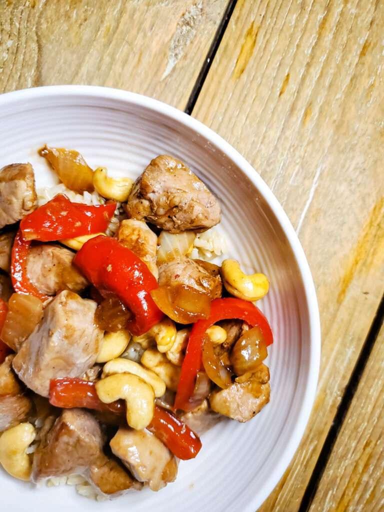 Mom's Easiest Pork Stir-fry