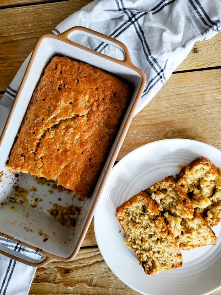 Mom's Citrus Bran Loaf for Easy for Mother's Day Brunch Recipes