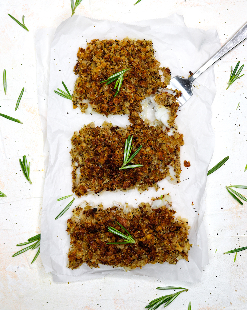 Zesty Parmesan-Crusted Cod Fillets (abrightmoment.com)