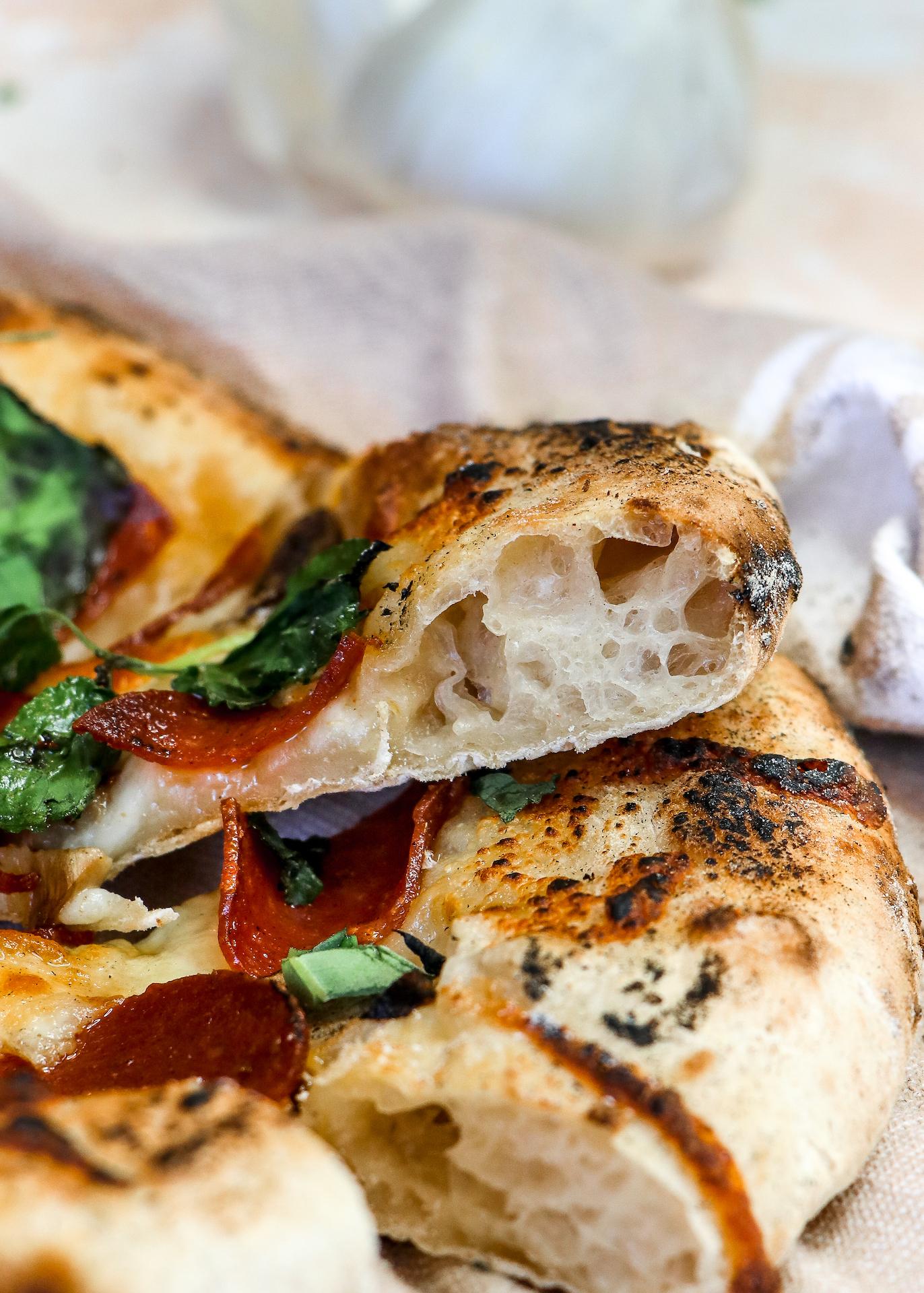 Easy Sourdough Pizza Crust (Detailed Recipe)