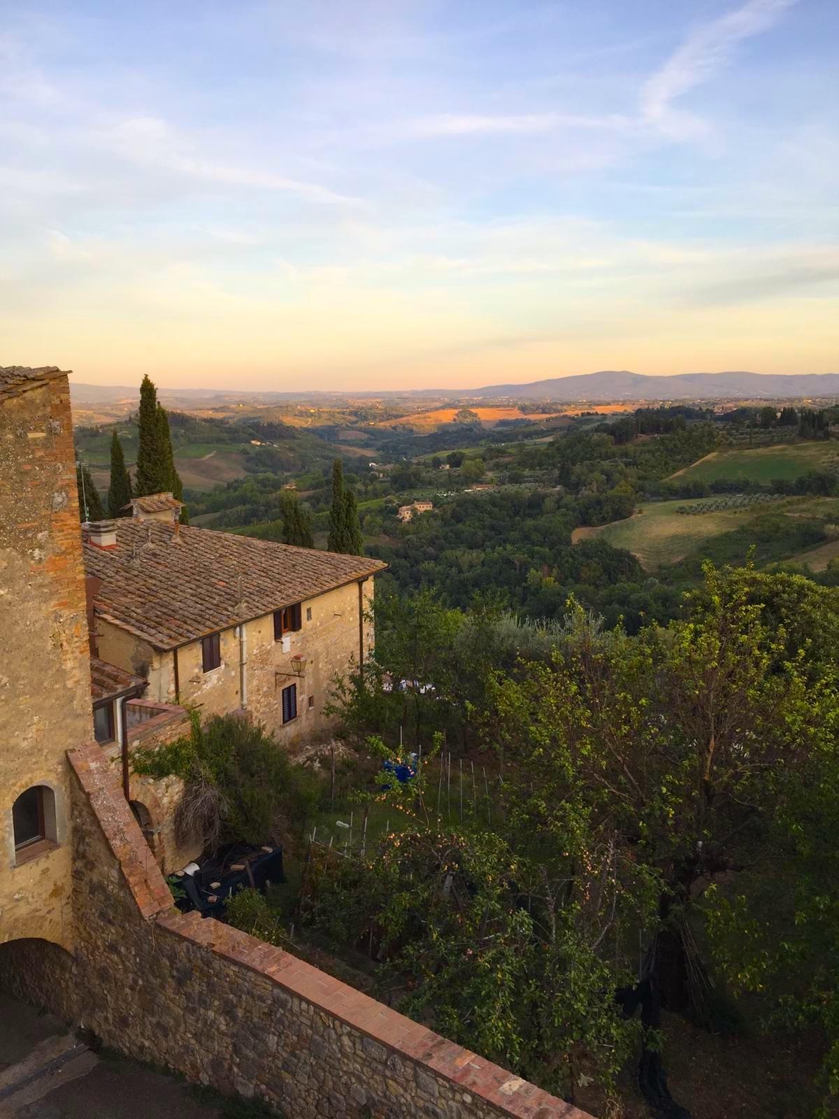 Autumn in Italy - Tuscany