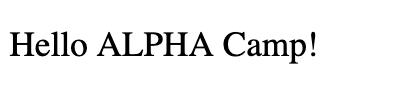 Hello PLAPHA Camp