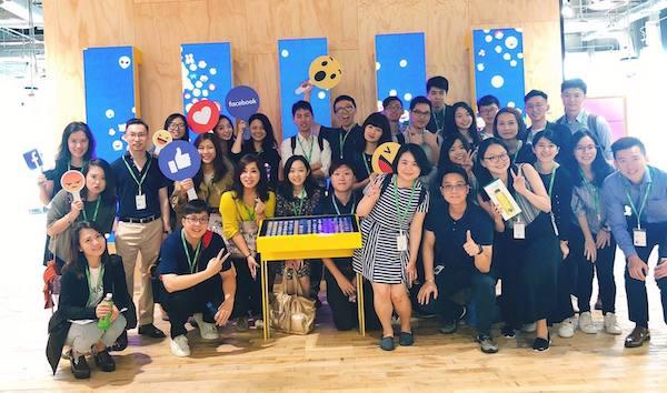 Rosa 透過每年舉辦 Jumpstart Youth,讓年輕學子透過與業界前輩交流,提升視野、找到方向