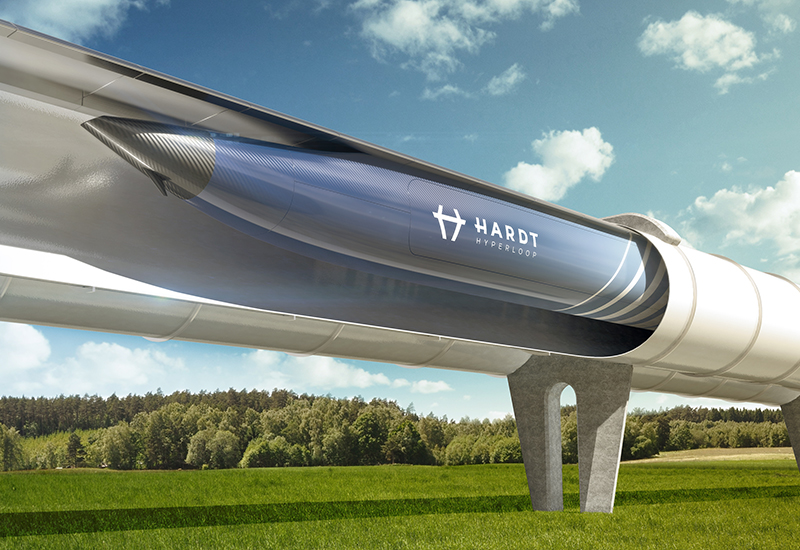 Hardt Hyperloop – the future of travel?