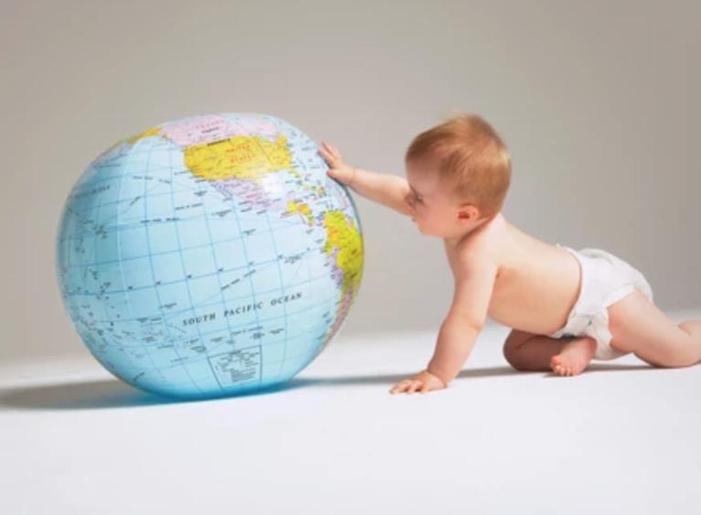 Enfant bilingue