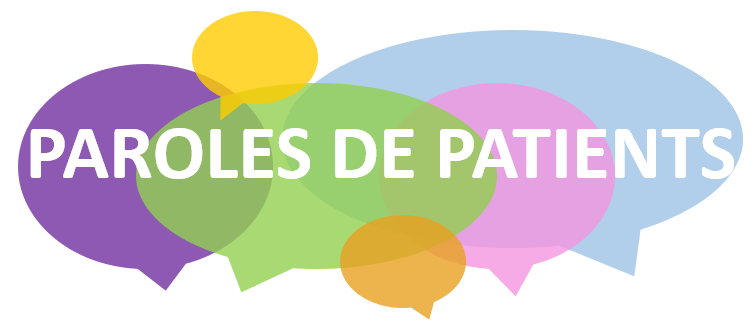 Logo Paroles de patients