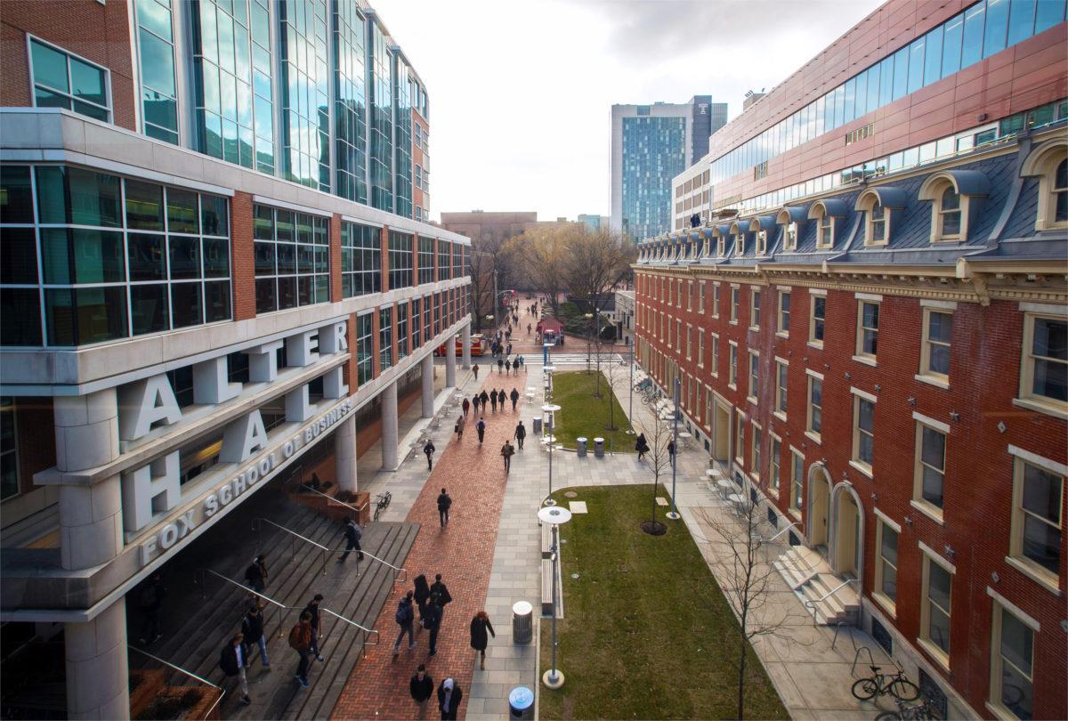 Recent speaking engagements: Merchants Fund & Temple University