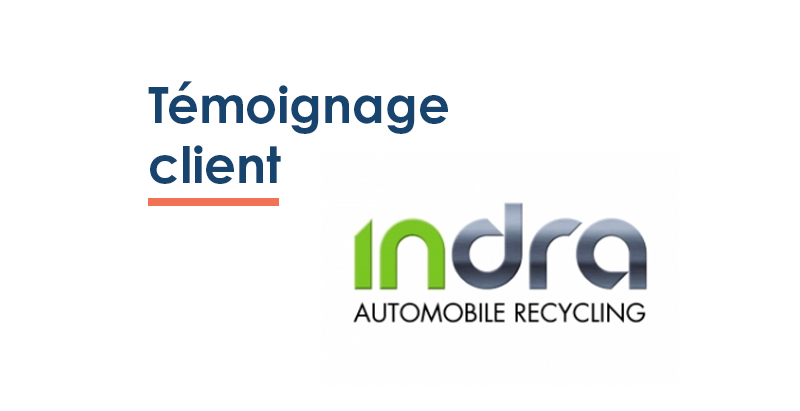 Témoignage client - INDRA